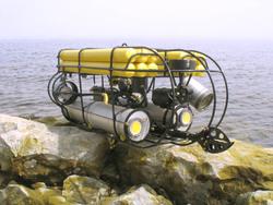 "Underwater robot ROV ""MOBY DICK-300"""