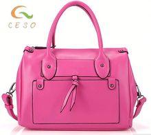 2014 Stylish Lady's PU Lace Handbag,ladies bags in china