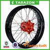 KTM Supermoto CNC Aluminium alloy Spoke wheels for Motorcycle
