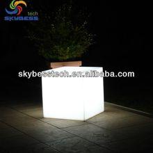 waterproof led ice cube lighting/RGB Cube seat