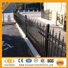 United States high standard ornamental metal fence