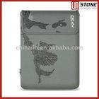 Neoprene sleeve bag for tablet pc