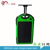 wholesale from China solar mobile charger for iphone5, 5000mah solar power bank charger for mobile phones
