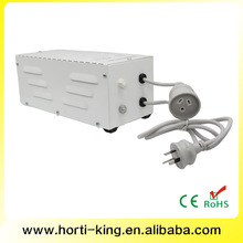 Active Power Factor Compensation and High Intensity Discharge Usage 400W ballast