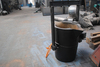 2015 Rovan new lip pouring ladle for cast iron foundry