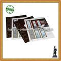 Alta calidad de impresión de tarjetas de visita tarjetas postales Flyers folletos
