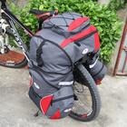 Bicycle rear bag, cyclling bag, multi function bag