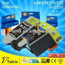 S-M210 S-M215 S-C210 Zhuhai Ink Cartridge,Compatible Ink Cartridge S-M210 S-M215 S-C210 for Samsung with 2 Years Warranty