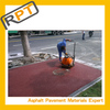 Roadphalt hot mix colored asphalt concrete new product 2014