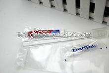 hotel dental set travel toothbrush and toothpaste 5g