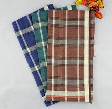 men's Cotton many design high quality Handkerchief