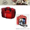 Trauma-based first aid kit bag