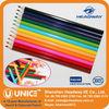 "Hexagonal Long Colored Pencil, 12 Colors 7"" Colored Pencil"