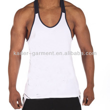 Cheapest stringer vest from guangzhou manufacturer