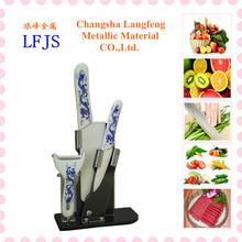 environment-friendly zirconia ceramic combat knife