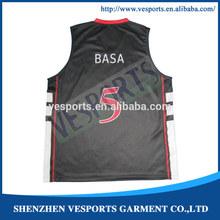 canada sportswear uniform in basketball wear