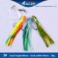 8 tipos de equipamentos sabiki multi colorido forma plataformas sabiki isca de pesca