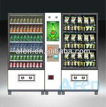 new design combo cup noodle vending machine