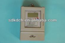 single pahse prepay electricity measurement