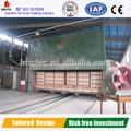 diseño a la medida del horno de ladrillos de fuego para la venta