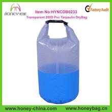 Waterproof Transparent Ocean Pack Dry Bag Heavy Duty Super Dry Bags