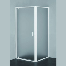 CAML corner entry shower room with weather strip for house use