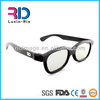 low price RealD cinema 3d glasses