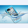2014 new hot sell amazing silicone waterproof case for iphone 4