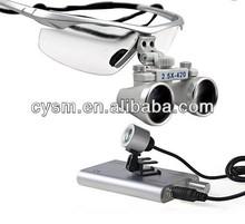 Portable LED Headlight Dental Surgical Loupes 2.5X-420