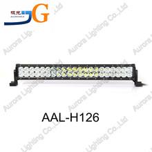 "126W 22.7"" Water Proof 4x4 led light bar"