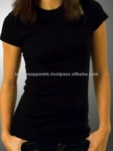 50/50 Cotton/Polyester OEM custom printed T-shirts