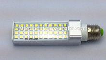 8W E27/G24 Base LED Plug Spot Light Lamp Bulb 5050 SMD 44 LEDs AC 85V-265V