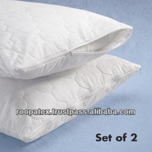 Filled Hollow Fiber Pillow