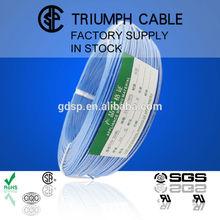 High temperature silicone rubber wire cable