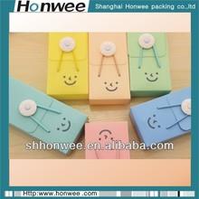2014 heat seal button pvc pen case