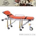 servizio di ambulanza privata sked di soccorso barella automatica