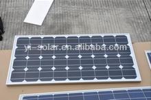 Solar PV module 18V 150W monocrystalline solar panel 25 years warranty