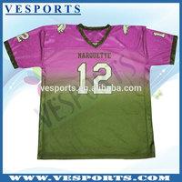 Hot sale market American Football Shirt