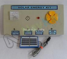 Solar Energy Demonstration Kit 4 in 1 (Plastic)