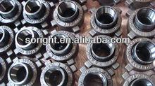 API pipe fittings Hammer union for oilfield