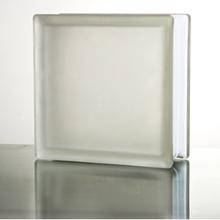 Green,blue,grey,bronze misty cloudy clear glass bloco,glass block