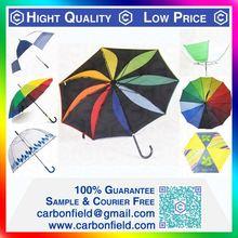 New Arrival aluminum 3 folds umbrella