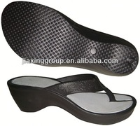 Hot sell ladies health sandals for footwear and promotion,light and comforatable