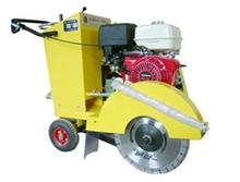 high performance gasoline concrete road cutting machine,cutting width 500mm