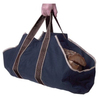 New Style Foldable Canvas Log Tote