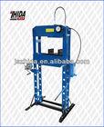 Professional Shop Press 40-Ton Capacity Air Hydraulic Manual pump