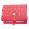 Glittering case rhinestone cover for iPad air leather case for tablet