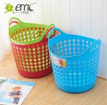 PE Plastic laundry baskets