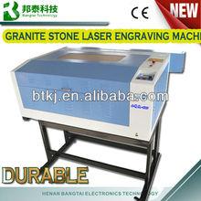 Durable laser engraver, tombstone laser engraving machine, Electronic control granite stone laser engraving machine