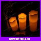 candle led ,led candle,led wax with remote/led candles